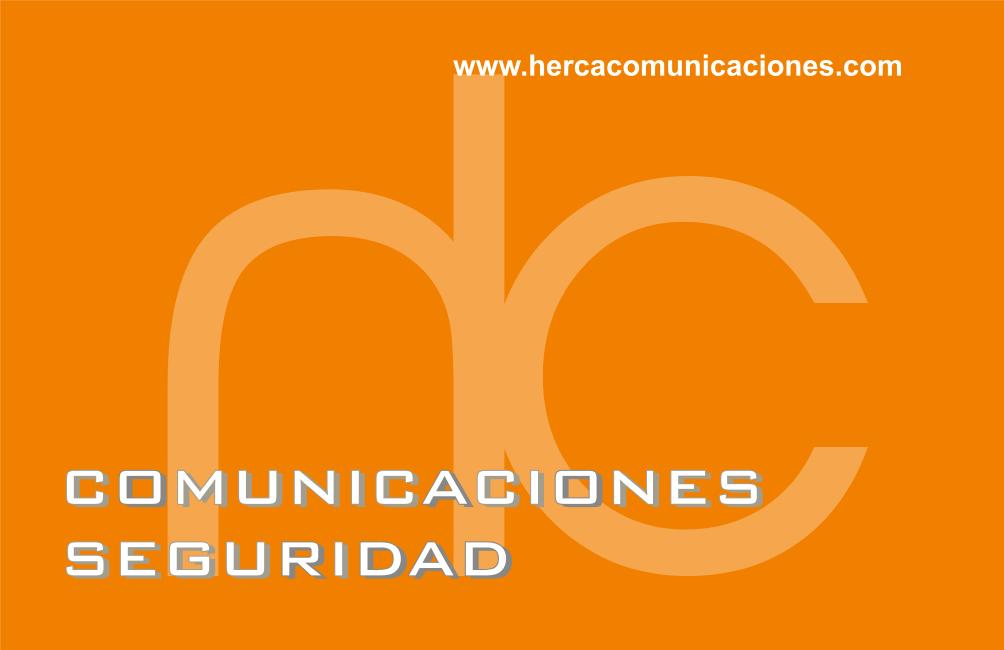 Comunicaciones, Seguridad, Mantenimientos, Herca Comunicaciones y Seguridad